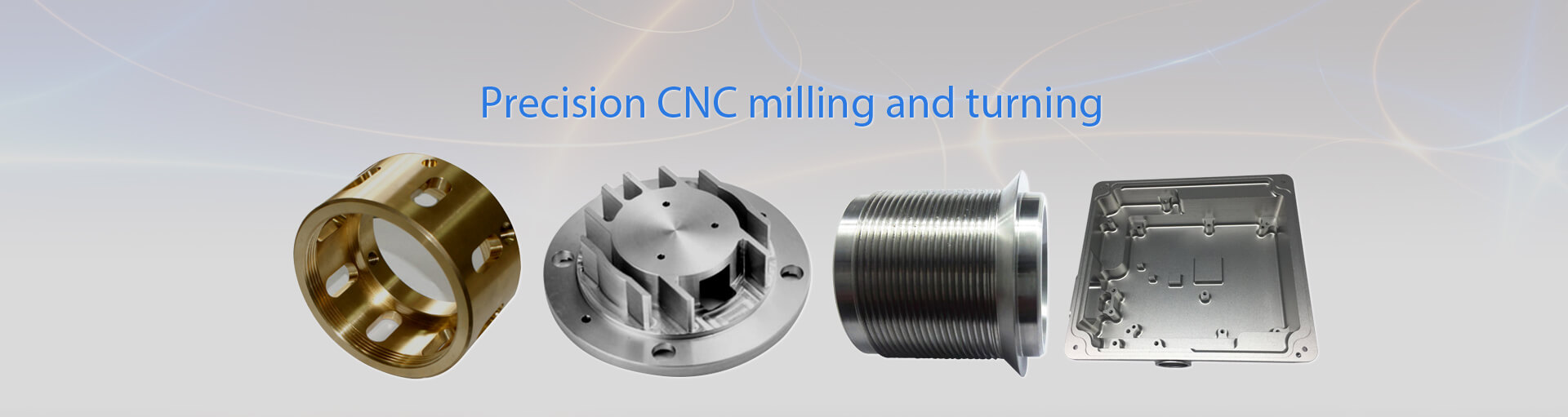 CNC Machining, Finishing Services