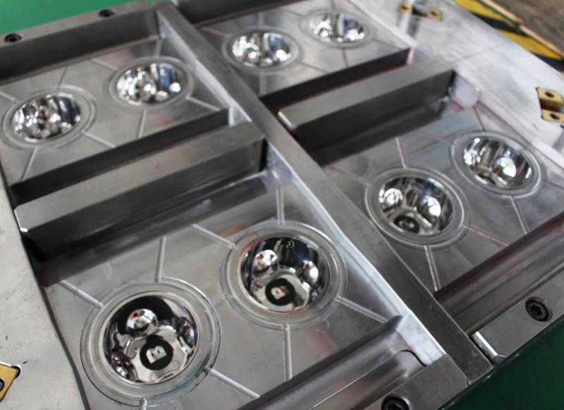 Low Volume Production Plastic Moulding