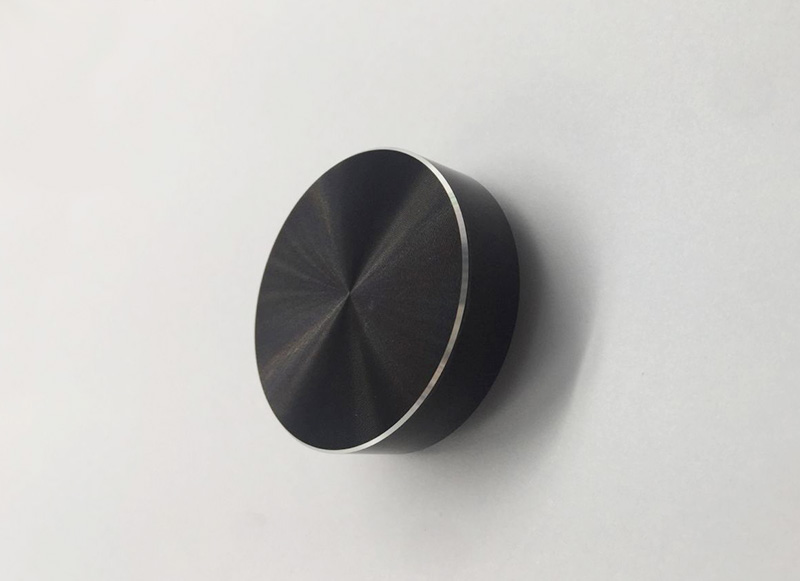 CNC Turning  aluminum  Cap Part