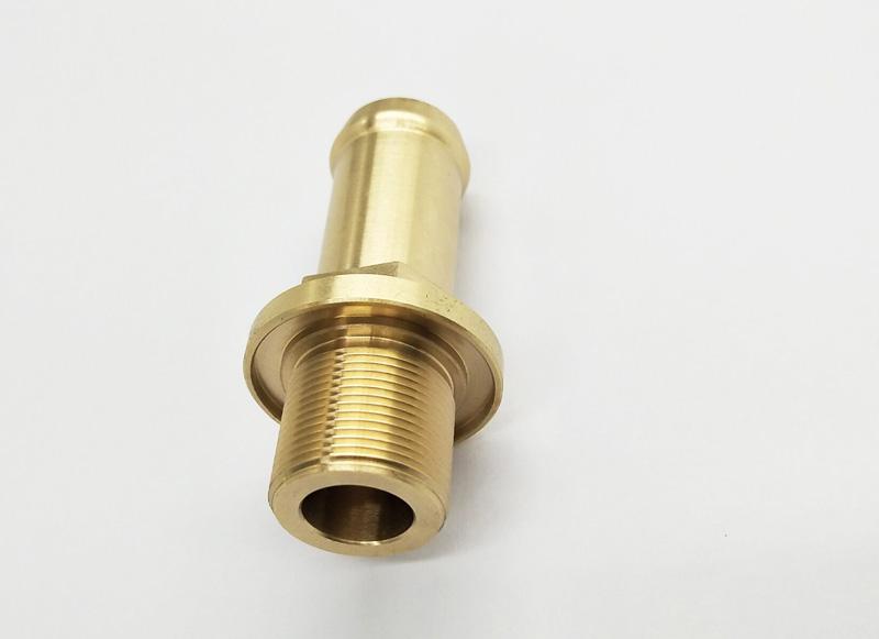 cnc turning barss connector parts