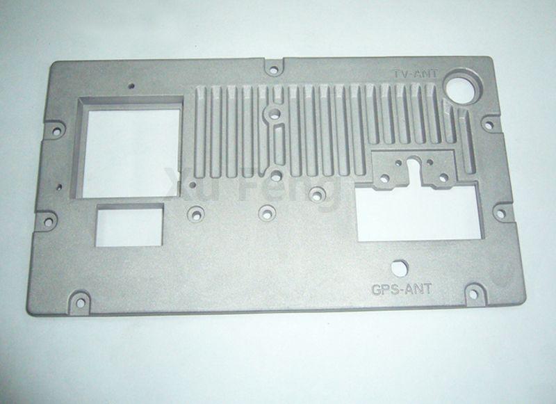 zinc die casting plate part