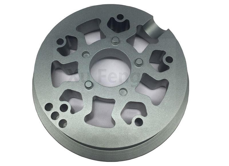 precision cnc machining parts for wheel