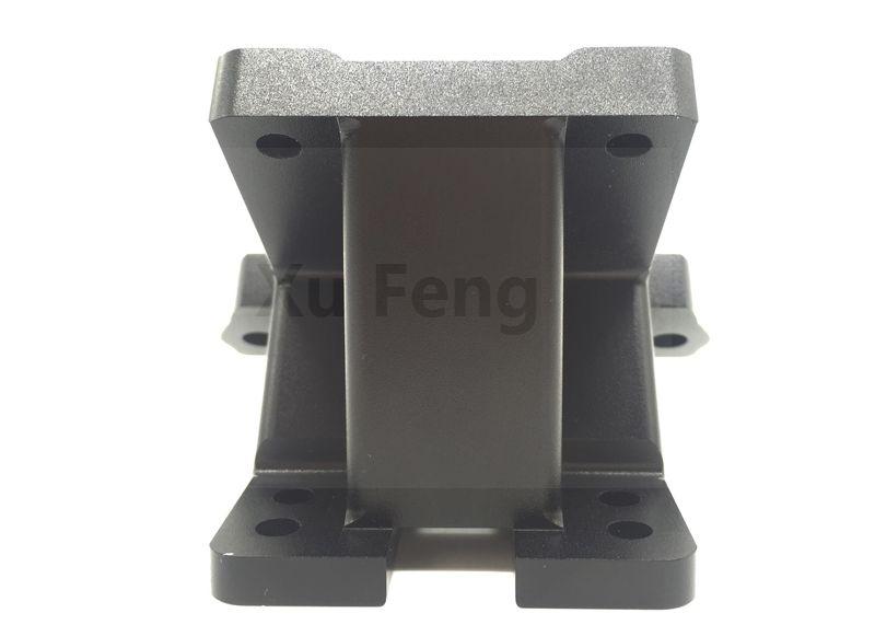Custom Milling Metal Sheet Part Supplier