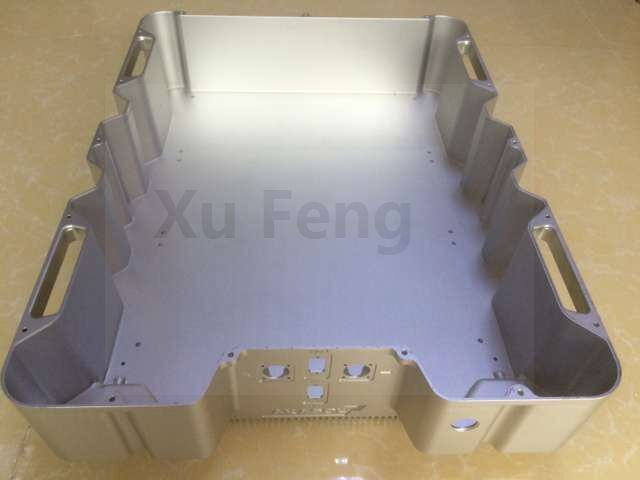 CNC Milling Aluminum Parts Wholesaler