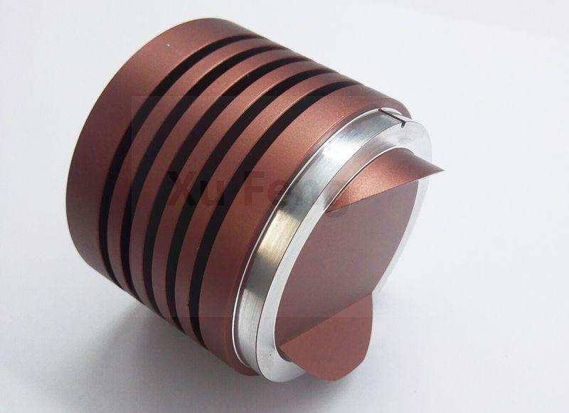 Anodizing aluminium cnc milling parts