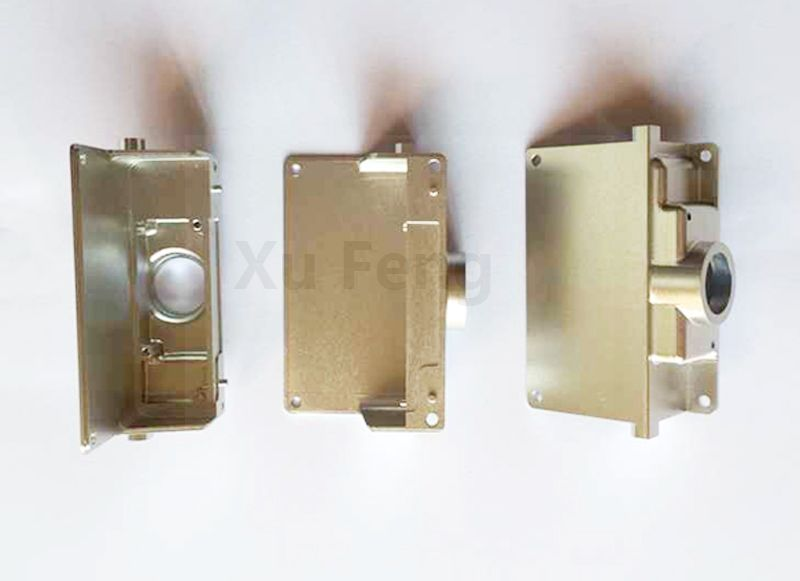 Rapid prototype custom aluminum machining parts