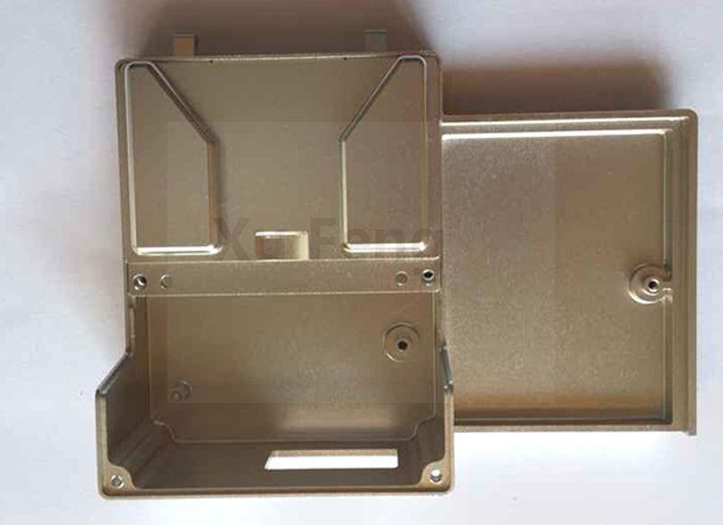 Custom Aluminum Machining Parts