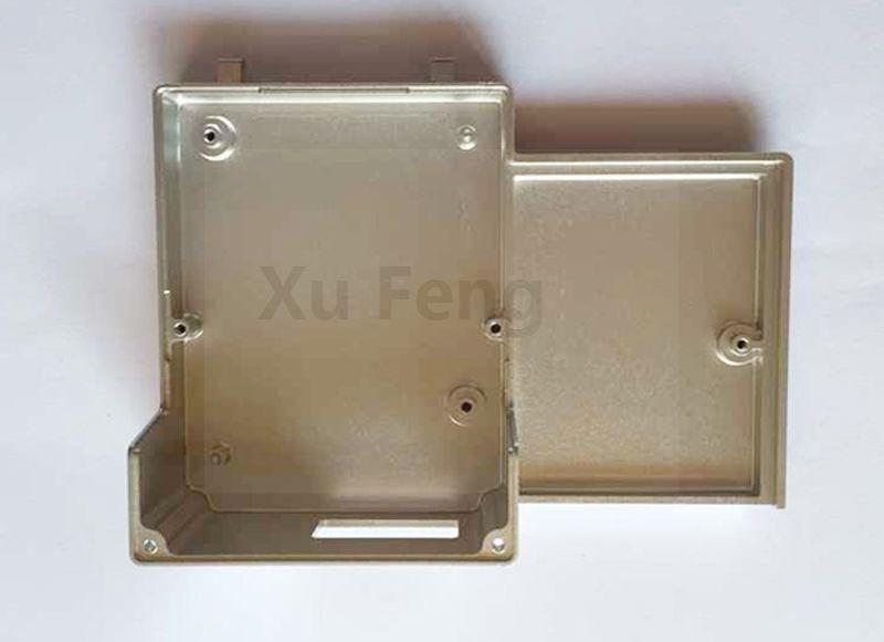 Rapid Prototype Custom Aluminum Machining Parts