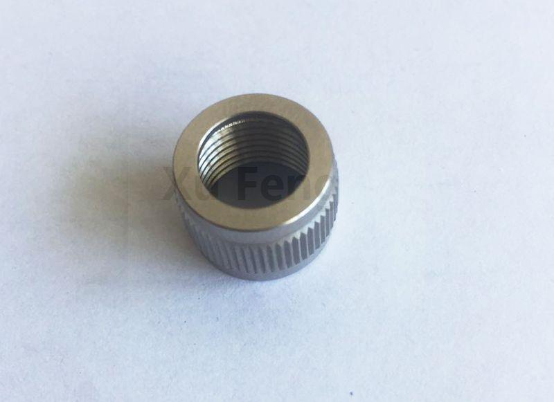 CNC Precision Machine Components Factory