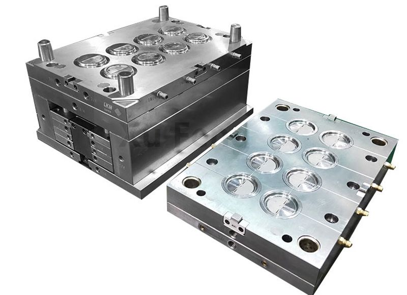 injection mold tooling for cover part