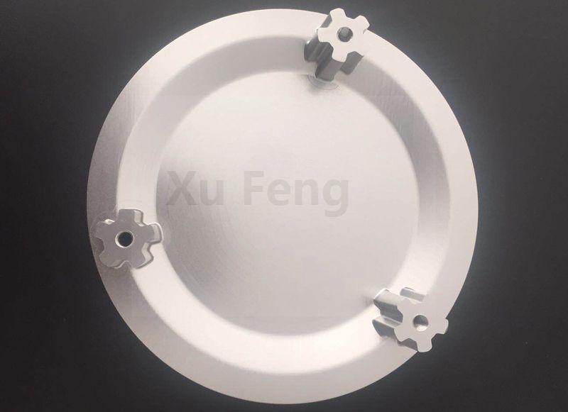 Big Size CNC Milling Enclosure part