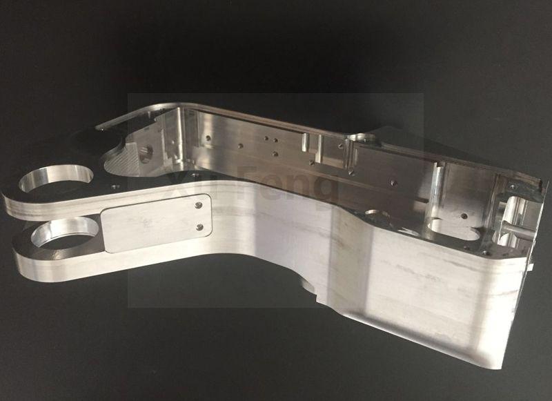 5 Axies CNC Aluminum Manufacturing Process