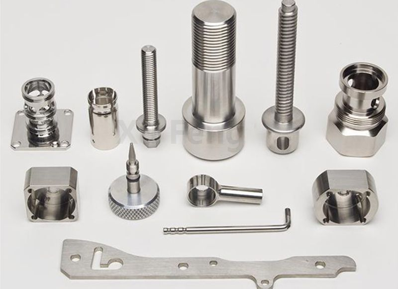 Metal Machining Industrial parts Service