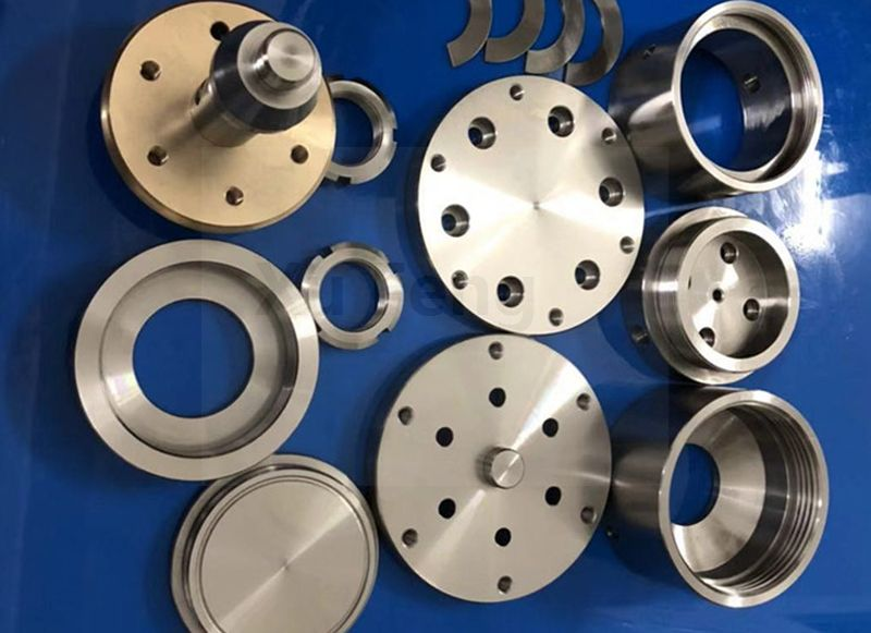 Metal Machining Industrial parts Service