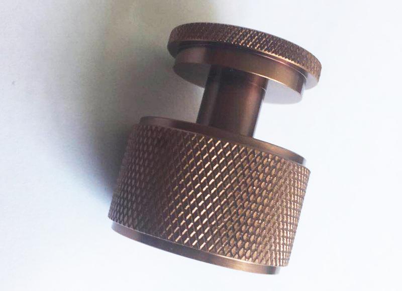 Hot selling bronze door handle knob parts