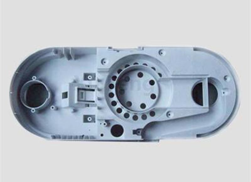 Plastic Injection Molding Electrical Cover Part